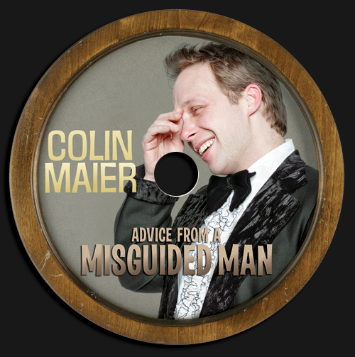misguided man cd artwork