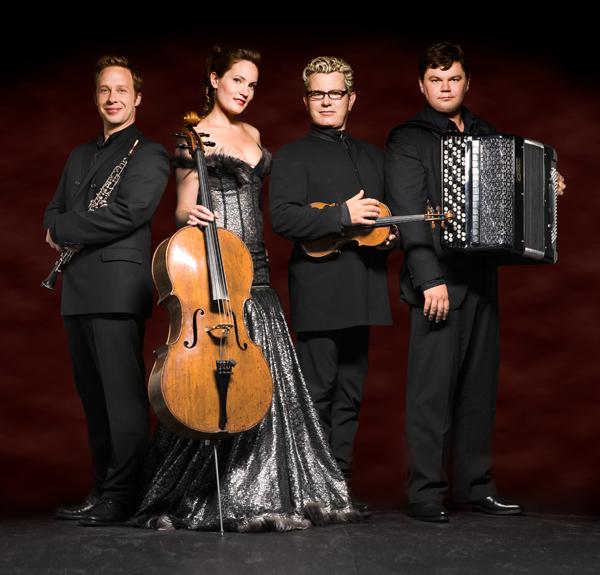 Quartetto Gelato Formal Photo